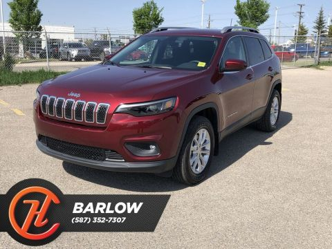 Pre-Owned 2019 Jeep Cherokee North / Back Up Camera / Navi/ Remote Start