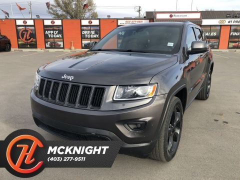Pre-Owned 2014 Jeep Grand Cherokee