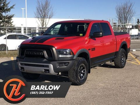 Pre-Owned 2016 Ram 1500 Rebel / Heated seats / Back up cam