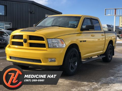 Pre-Owned 2009 Dodge Ram 1500 4WD Crew Cab 140.5 Sport