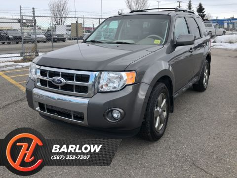 Pre-Owned 2010 Ford Escape 4WD 4dr V6 Auto Limited