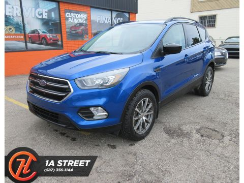 Pre-Owned 2017 Ford Escape 4WD 4dr SE