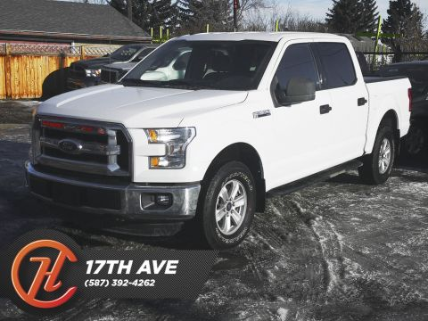 Pre-Owned 2016 Ford F-150 4WD SuperCrew 157 XLT