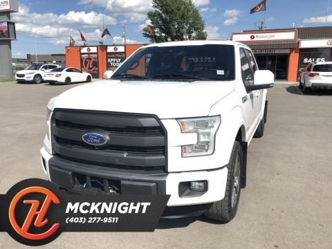 Pre-Owned 2015 Ford F-150 Leather / Sunroof / Back up cam