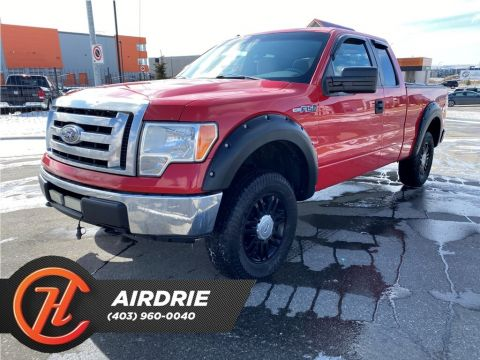 Pre-Owned 2010 Ford F-150 4WD SuperCab 145 XLT