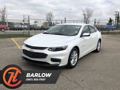 Pre-Owned 2017 Chevrolet Malibu 1LT / Back Up Camera / Bluetooth