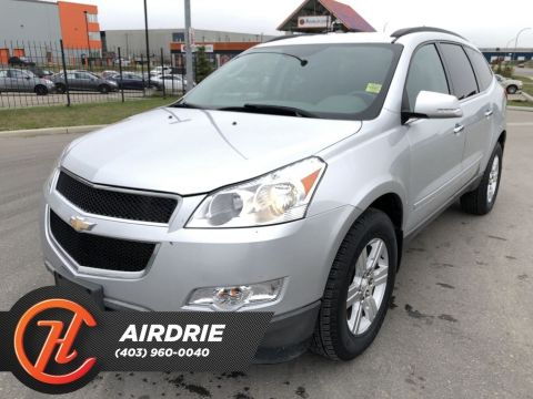 Pre-Owned 2012 Chevrolet Traverse 1LT AWD