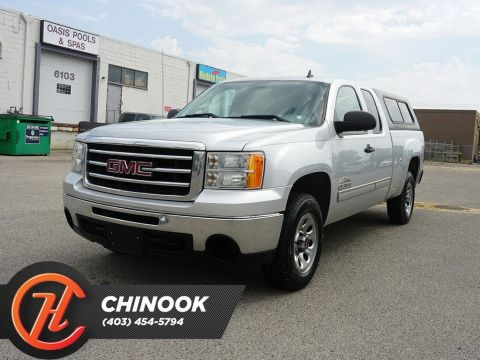 Pre-Owned 2012 GMC Sierra 1500 SL 4x4 APPLY TODAY DRIVE TODAY!