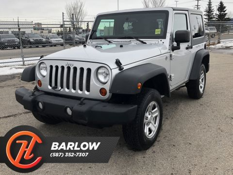 Pre-Owned 2011 Jeep Wrangler 4WD 2dr Sport