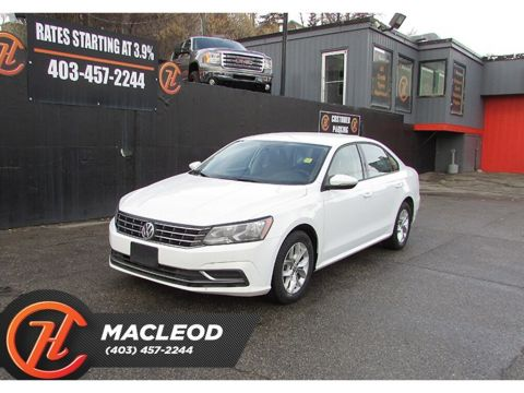 Pre-Owned 2018 Volkswagen Passat Trendline,Heated Seats,Bluetooth,Backup Cam