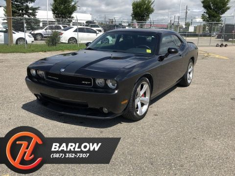 Pre-Owned 2010 Dodge Challenger SRT8 / Navi / Sunroof / Heated Leather Seats