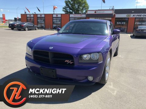 Pre-Owned 2007 Dodge Charger R/T / Leather / Sunroof