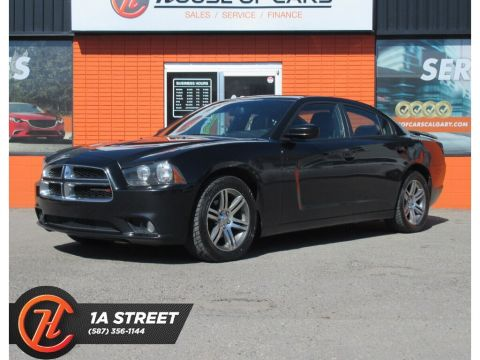 Pre-Owned 2014 Dodge Charger SXT/PUSH START/SUNROOF/ MORE
