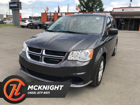 Pre-Owned 2016 Dodge Grand Caravan SE/SXT