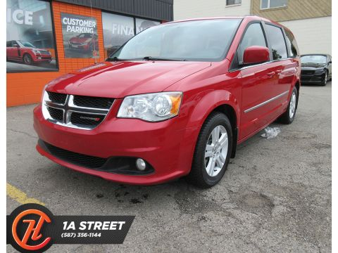 Pre-Owned 2014 Dodge Grand Caravan 4dr Wgn Crew
