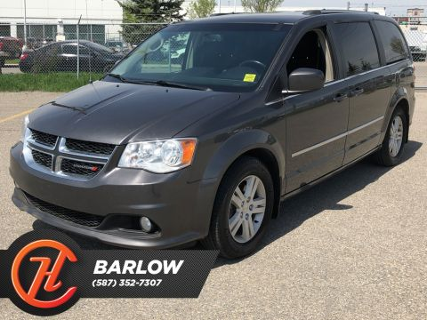 Pre-Owned 2016 Dodge Grand Caravan 4dr Wgn Crew / Cruise