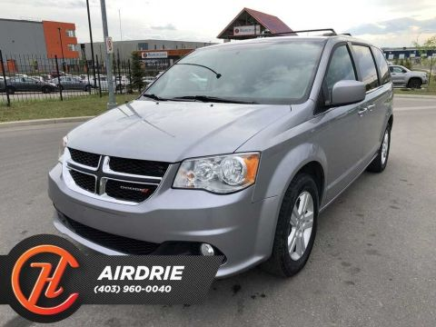 Pre-Owned 2018 Dodge Grand Caravan Crew