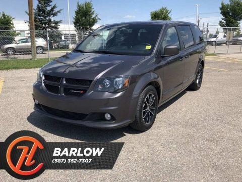 Pre-Owned 2018 Dodge Grand Caravan GT / Back up Camera / Heated Leather Seats