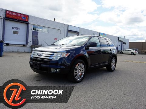 Pre-Owned 2009 Ford Edge 4dr Limited AWD