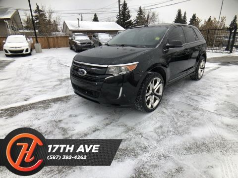 Pre-Owned 2013 Ford Edge Sport / Bluetooth / Navi / Back Up Camera