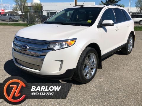 Pre-Owned 2013 Ford Edge 4dr Limited AWD / Navi / Leather