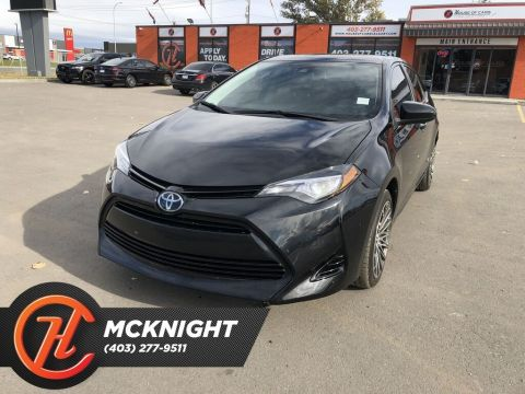 Pre-Owned 2017 Toyota Corolla LE ECO / Back up cam / Heated seats