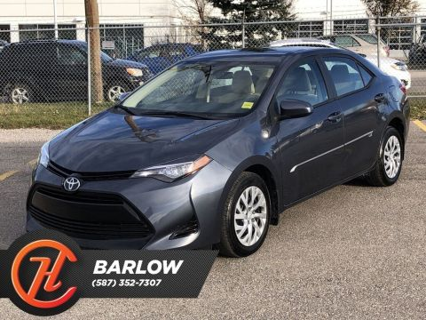 Pre-Owned 2017 Toyota Corolla LE / Back up cam / Lane assist