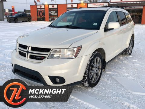 Pre-Owned 2012 Dodge Journey Leather / Sunroof / Back up cam
