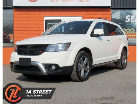 Pre-Owned 2017 Dodge Journey Crossroad/BACKUP CAM/7 SEATS/PUSH START