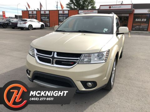 Pre-Owned 2011 Dodge Journey SXT / Sunroof