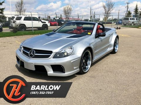 Pre-Owned 2004 Mercedes-Benz SL-Class SL55 / Navi / SL63 Conversion