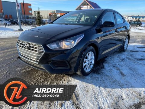 Pre-Owned 2018 Hyundai Accent 4 Door GL Auto