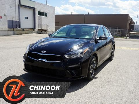 Pre-Owned 2019 Kia Forte EX w/ Bluetooth,Heated Seats,Backup Camera