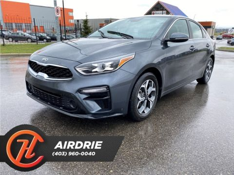 Pre-Owned 2019 Kia Forte EX IVT