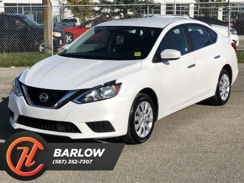 Pre-Owned 2019 Nissan Sentra 1.8 SV / Heated seats / Back up camera