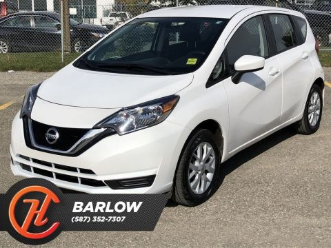 Pre-Owned 2019 Nissan Versa Note SV / Back up cam / Heated seats