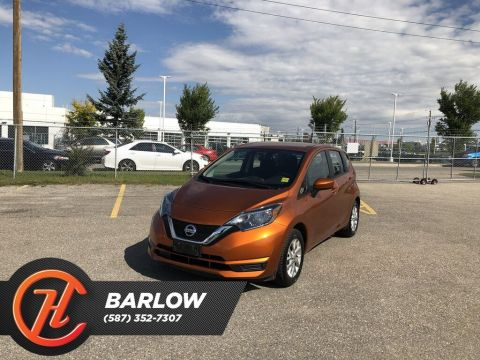 Pre-Owned 2018 Nissan Versa Note 1.6 SV / Back up cam / Heated seats