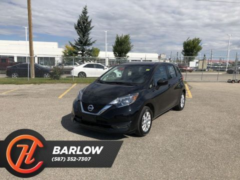 Pre-Owned 2018 Nissan Versa Note 1.6 SV / Heated seats / Back up cam