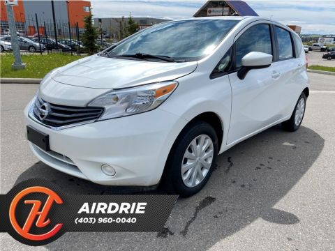 Pre-Owned 2015 Nissan Versa Note 5dr HB Man 1.6 SV