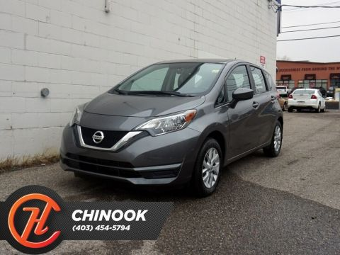 Pre-Owned 2019 Nissan Versa Note SV w/ Heated Seats,Bluetooth,Backup Cam