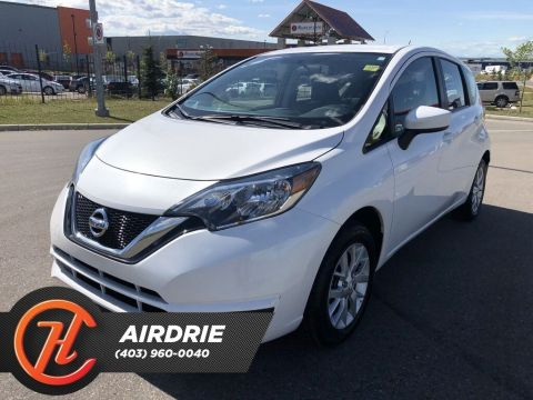Pre-Owned 2018 Nissan Versa Note 1.6 SV