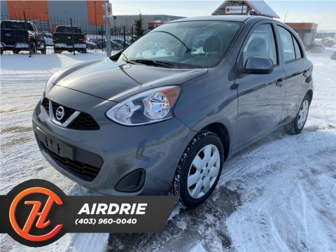 Pre-Owned 2017 Nissan Micra 4dr HB Man S