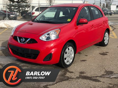 Pre-Owned 2019 Nissan Micra SV Auto / Bluetooth / Back up cam
