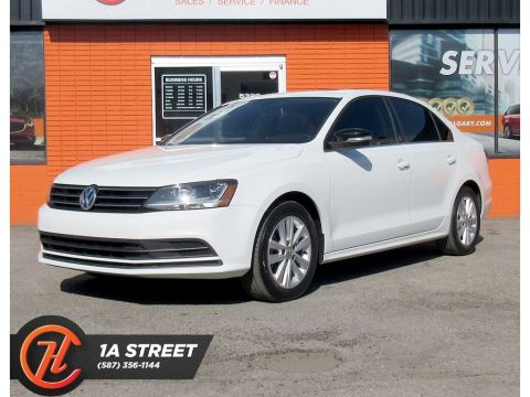 Pre-Owned 2017 Volkswagen Jetta Wolfsburg Edition/PUSH START/SUNROOF/BACKUP CAM