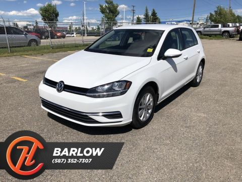 Pre-Owned 2018 Volkswagen Golf Trendline / Back up Camera / Bluetooth