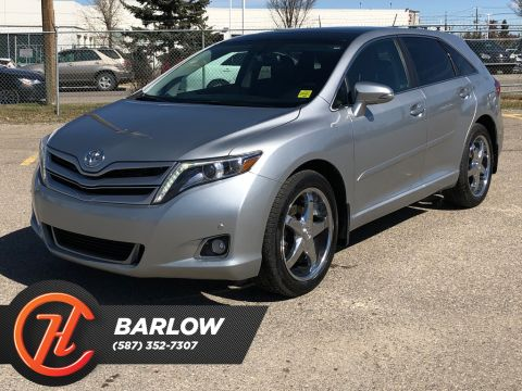 Pre-Owned 2016 Toyota Venza 4dr Wgn V6 AWD