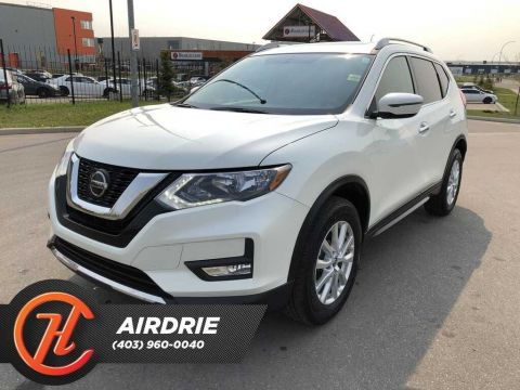 Pre-Owned 2018 Nissan Rogue SV W/Sunroof