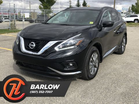 Pre-Owned 2018 Nissan Murano SV / Navi / Back up Camera / Sunroof