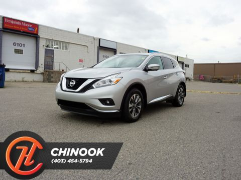 Pre-Owned 2017 Nissan Murano AWD 4dr SL