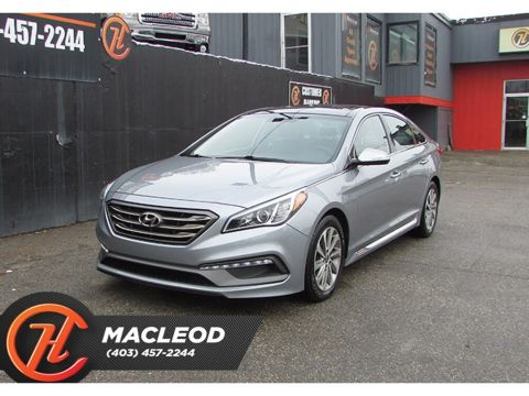 Pre-Owned 2015 Hyundai Sonata Sport/ Bluetooth / Back up cam / Heated seats